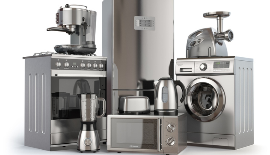 Why White Goods and Appliances Are Suitable on Minimalist Houses?