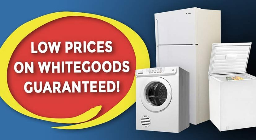 Buy White Goods and Appliances