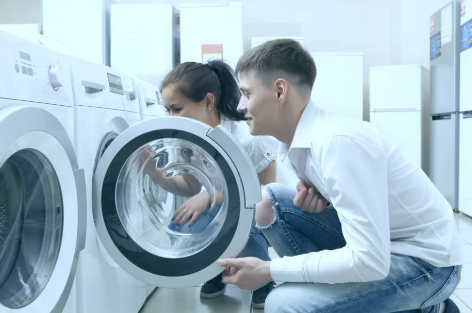 right size of white goods